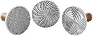 product image for Nordic Ware Geo Cast Cookie Stamps