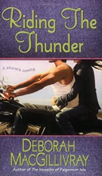 Riding the Thunder (The Sisters of Colford Hall Book 2) by [MacGillivray, Deborah]