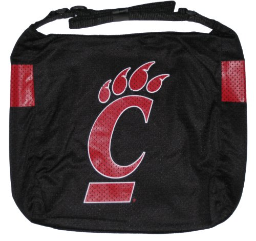 Cincinnati Bearcats NCAA #1 Veteran Jersey Tote Purse ()