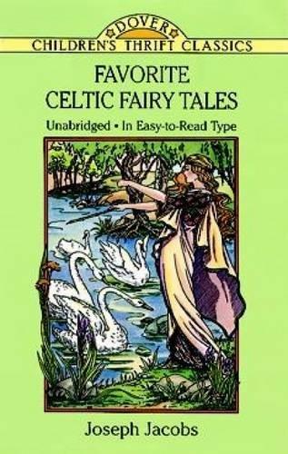Favorite Celtic Fairy Tales (Dover Children's Thrift (Favorite Fairy Tales)