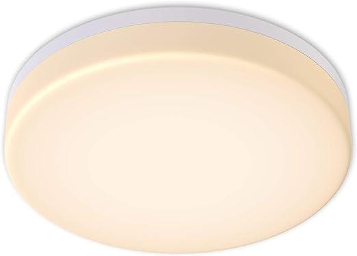 Plafón LED blancoPanel LED de 13W Lámpara de techo blanco
