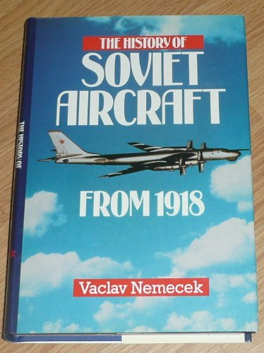(The history of Soviet aircraft from 1918 (Willow Books))