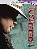 Justified - Complete Season 1-6 [DVD]