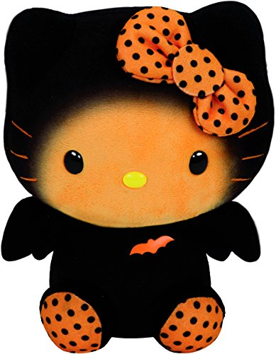Hello Kitty Halloween Plush (Ty Hello Kitty - Bat)