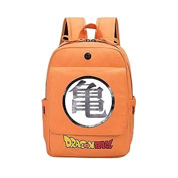 Unisex Dragon Ball Mochila Informal Dibujos Animados Mochila Mochila Escolar de Anime para Adolescentes School Bag Mochila Impermeable de Colegio Viaje: ...