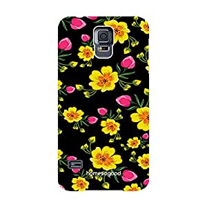 HomeSoGood Have A Chirping Valentine's Day Multicolor For Samsung S5 ( Back Cover)