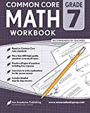 img - for 7th grade Math Workbook: CommonCore Math Workbook book / textbook / text book