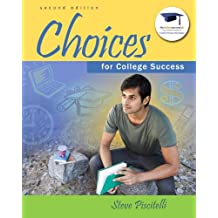 Choices for College Success (2nd Edition)