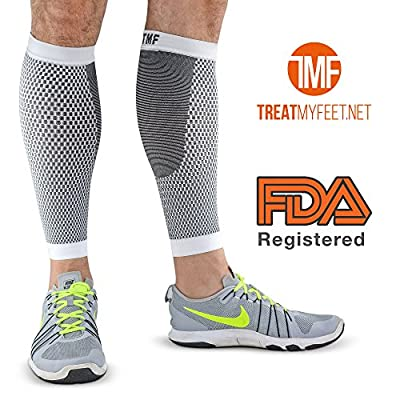 Treat My Feet Leg & Calf Compression Sleeve