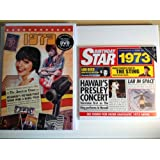 1973 Birthday Gifts Set - 1973 DVD Film , 1973 Chart Hits CD and 1973 Birthday Card
