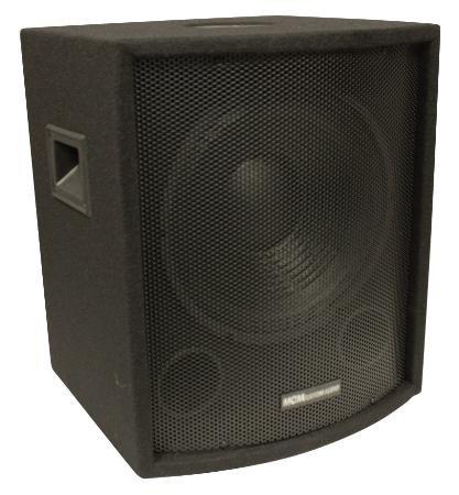 PA/DJ SPEAKER SUBWOOFER, 12 by MCM