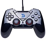 ZD-C Wired Gaming Controller USB Gamepad For PC(Windows XP/7/8/10) & PlayStation 3 & Android & Steam & Mac OS