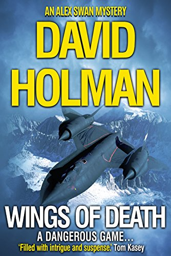 Swan Wing (Wings of Death (An Alex Swan Mystery Book 1))