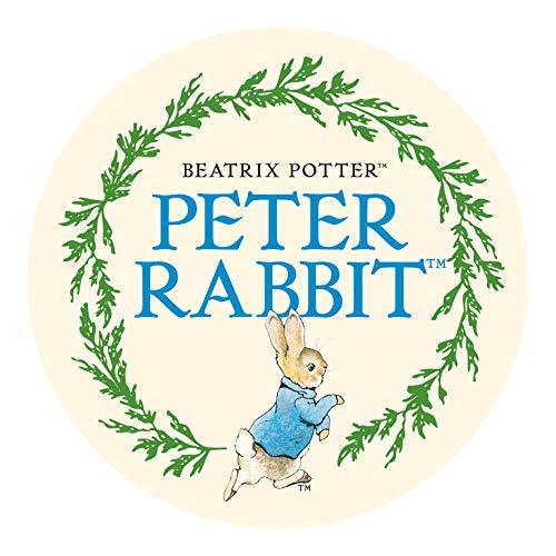Beatrix Potter Peter Rabbit Nursery Set, 3 Pieces - White