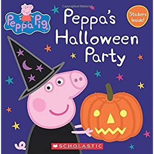 Peppa's Halloween Party (Peppa Pig: 8×8)