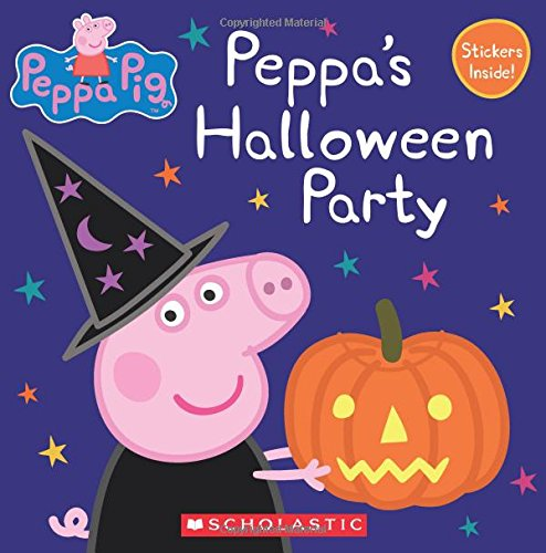 Halloween Book (Peppa's Halloween Party (Peppa Pig: 8x8))