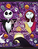 The Nightmare Before Christmas Coloring Book: Perfect Coloring Book