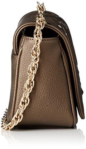 Mujer Marrón Unica Jeans Borse Donna para Bandolera Versace Talla Bronzo EU Bolso xvgqd8qY