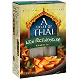 Taste Of Thai Noodle Rice Gf Xwide 16 Oz Pack of 6