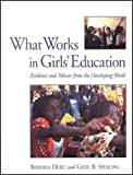 img - for What Works in Girls' Education book / textbook / text book