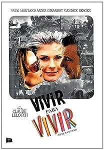 Vivir Para Vivir [DVD]