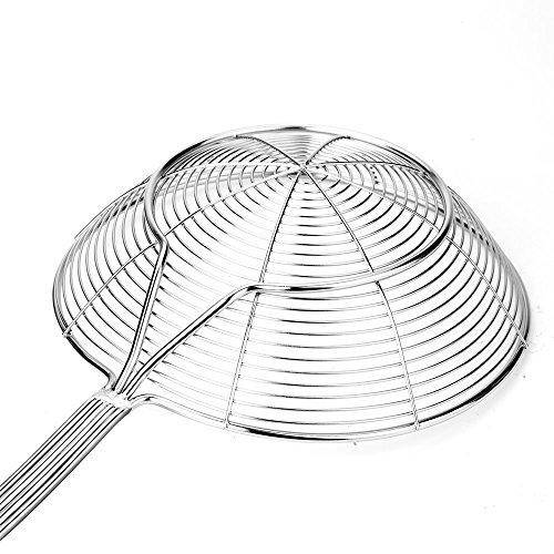 Spider Utensil: Stainless Steel Kitchen Spider Strainer Skimmer For Pasta