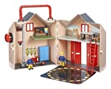 Fireman Sam Deluxe Fire Station Playset by Character Options