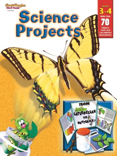 Download Science Projects: Reproducible Grade 3 - 4 PDF