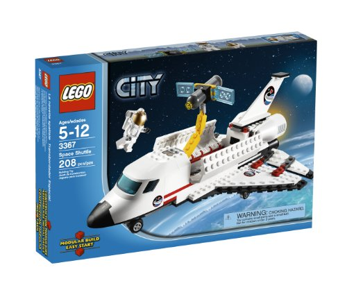 lego city space shuttle - 7