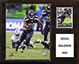 "NFL Seattle Seahawks Doug Baldwin Player Plaque, 12""x15"""