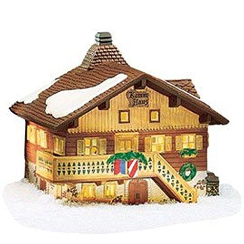 Dept 56 Alpine Village ** Kamm Haus ** (56171)