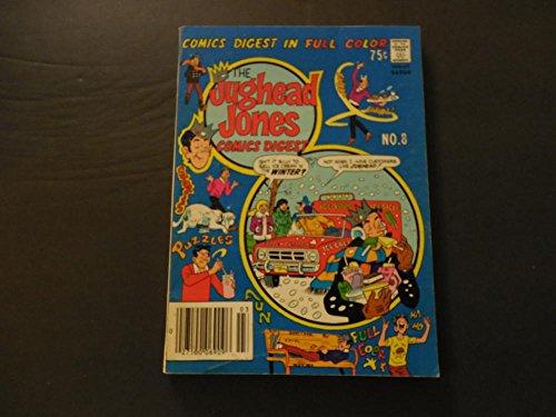 Jughead Jones Comics Digest #8 Nov 1978 Bronze Age Archie Comics (Jughead Jones)