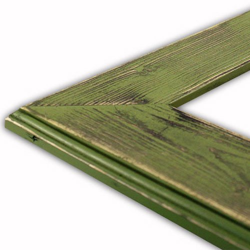 Ashley Eden Green Picture Frame-Solid Wood, 5x7