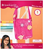 American Girl Crafts Fun Fabric Bag Warm Colors
