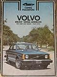 Volvo Service-Repair Handbook, Ray Hoy, 0892871148