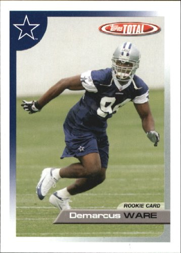 tball Rookie Card #443 DeMarcus Ware Near Mint/Mint ()