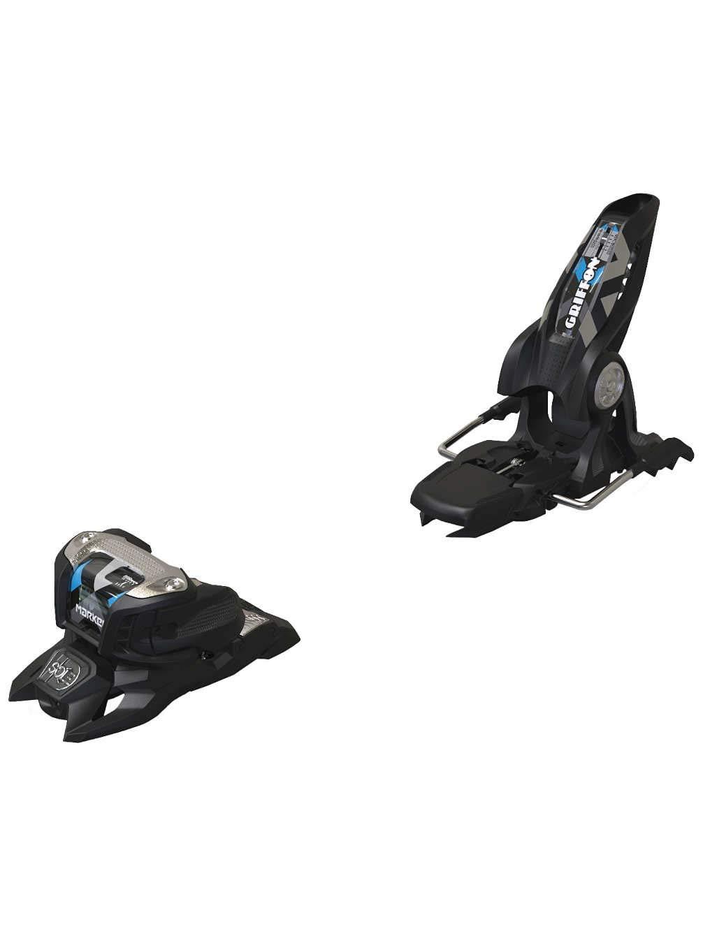 2019 Marker Griffon 13 ID B120 Adult Black Ski Bindings