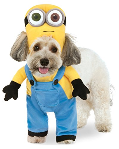 Despicable Me Minion Bob Pet Dog Costume - Small]()