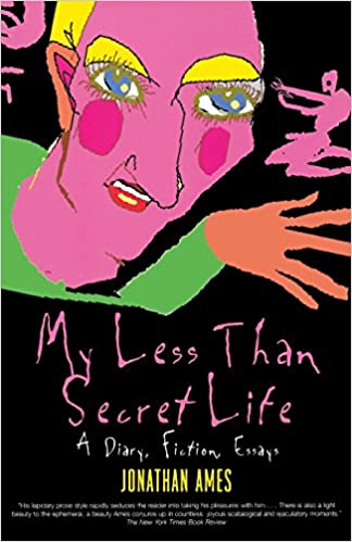 my less than secret life a diary fiction essays jonathan ames  my less than secret life a diary fiction essays jonathan ames 9781560253754 com books