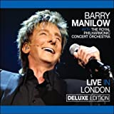 Barry Manilow Live In London - CD/DVD UK Version