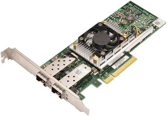 Dell F3VKG Intel X520-DA2 DP 10GBE DA/SFP+ LP