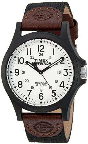 Timex Men's Expedition Acadia Strap Watch