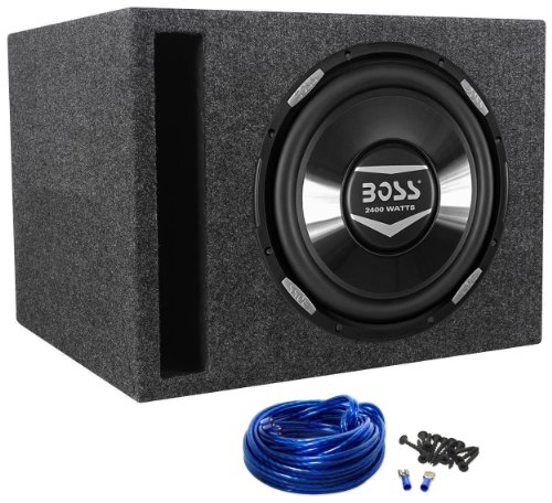 Wire Dual 4 Ohm - Package: Boss Audio Armor AR12D 12