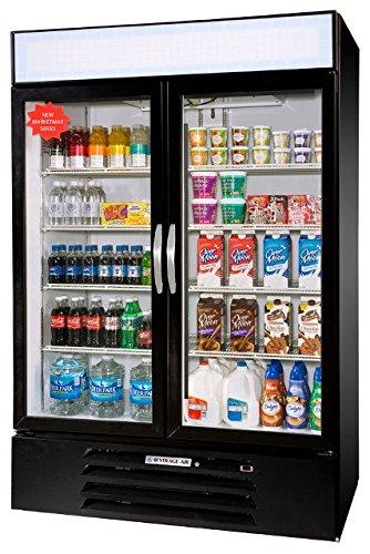 Beverage-Air MMR49-1-W-LED MarketMax 52