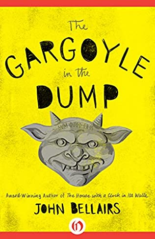 book cover of The Gargoyle in the Dump