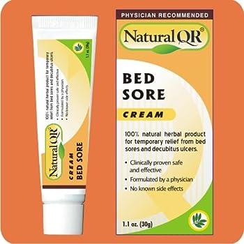 Amazon Com Naturalqr Bed Sore Cream Developed By A