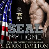SEAL My Home: SEAL Brotherhood Series | Sharon Hamilton