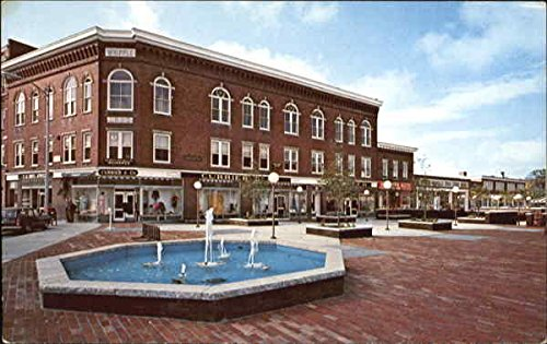 Lebanon Mall Lebanon, New Hampshire Original Vintage - Malls New Hampshire