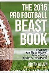 2015 Pro Football Beast Book Paperback