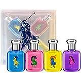 Ralph Lauren Big Pony Women's Collection Coffret Gift Set (4 Minis each 15 ml Size)
